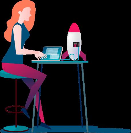 woman-coding