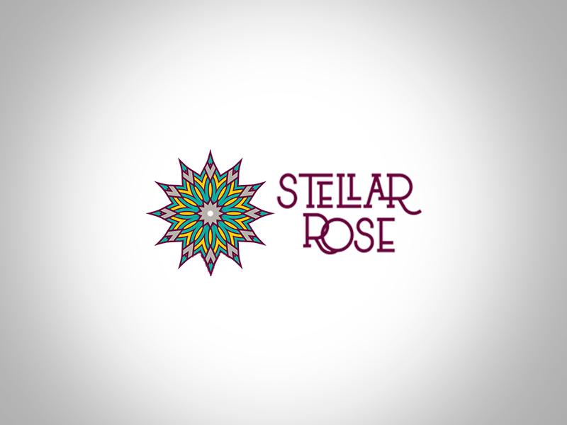 stellar rose logo